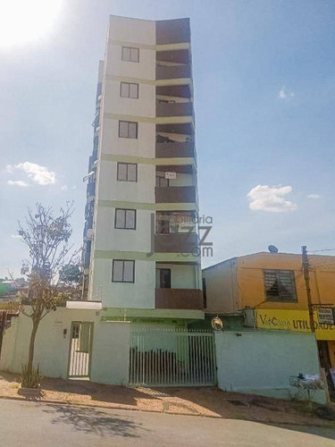 Ótimo Apartamento Com 2 Dormitórios À Venda, 77 M² Por R$  - Centro - Valinhos/sp - Ap5637