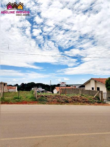 Terreno Vila Rio Branco Carambeí