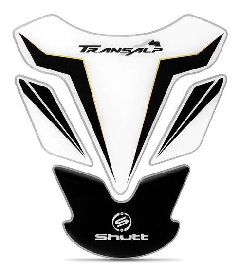 Protetor De Tanque Shutt Tank Pad Honda Xl 700v Transalp