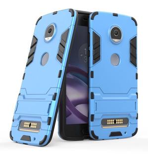 Funda Para Motorola Moto E5 Plus (6 Pulgadas) 2 En 1 Híbrid