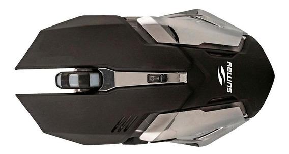 Mouse Gamer Óptico Sumay Com Fio E Design Ergonômico Sm-mg1302 Preto