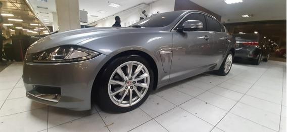 Jaguar Xf 2014 Em Ótimo Estado O Melhor Do Mercado