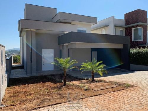 Casa Com Piscina Portal De Bragança - Cc0167-1