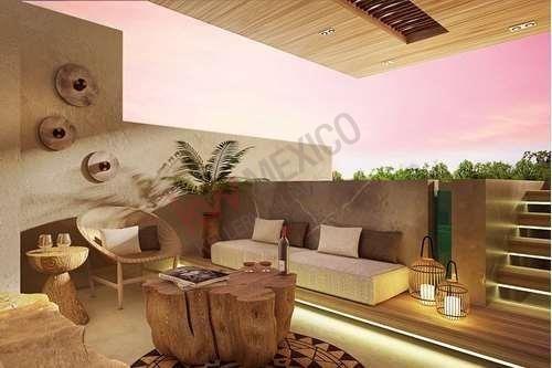 Increíble Pent House En La Mejor Zona Turística De México