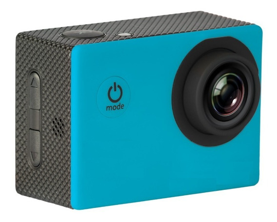 Câmera Filmadora Ação Webcam Esporte Mergulho Acessórios