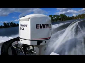 Evinrude E-tec 150hp Año 2016 C/ 60 Horas. No Mercury Yamaha