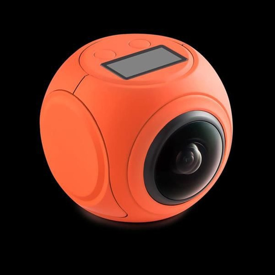 Câmera De Ação Atrio Fullsport Cam 360 Dc187