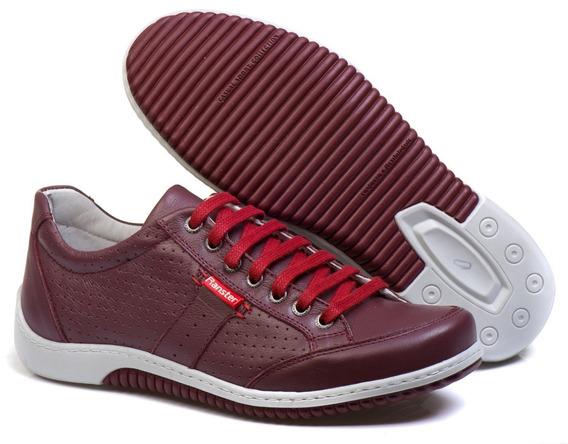 Sapato Sapatênis Casual Ranster 3016 Gêlo + Frete Grátis