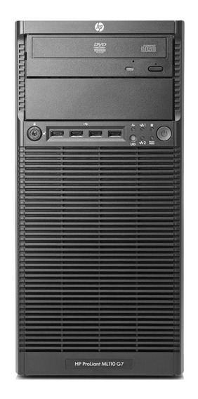Servidor Hp Proliant Ml110 G7 Torre Intel Xeon E3-1220