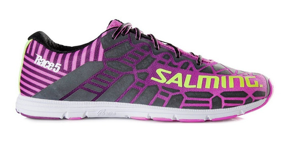 Zapatillas Salming Race 5 Mujer Running Run Lite Caminata
