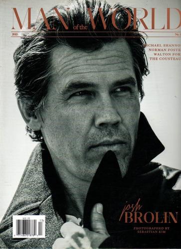Imagem 1 de 1 de Man Of The Word - Revista Masculina De Moda E Estilo