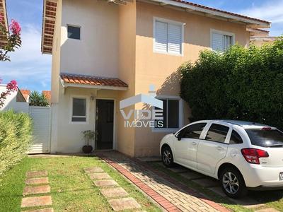 Casa Em Condomínio Para Venda - Pq Jambeiro - Campinas - Ca03747 - 33718989