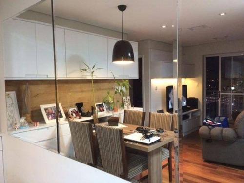 Apartamento Residencial À Venda, Jardim Oswaldo Cruz, São José Dos Campos. - Ap0938