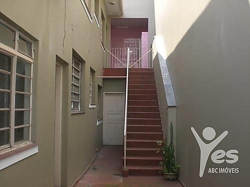 Imagem 1 de 19 de Ref.: 6255 - Casa, 3 Quartos, 02 Vagas De Garagem, Centro, Santo André - 6255