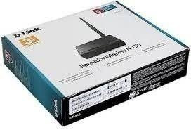 Roteador D-link Dir-610 Wireless 802.11b/g/n 150mbps