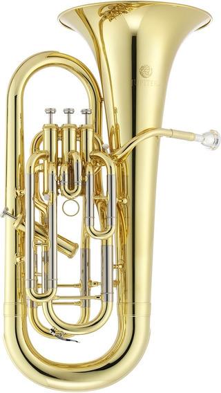 Bombardino (euphonium) Jupiter Jep 1020 Sib 4 Valvulas Laque