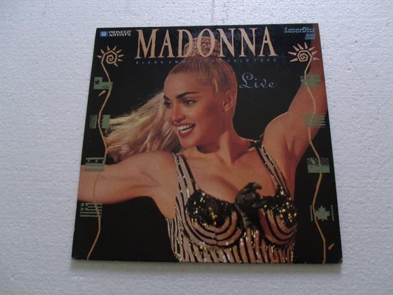 Madonna / Blond Ambition Wolrd Tour Live - Ld (usa)