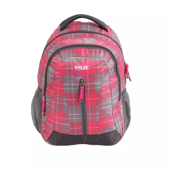Mochila Out Action Rosa Dermiwil
