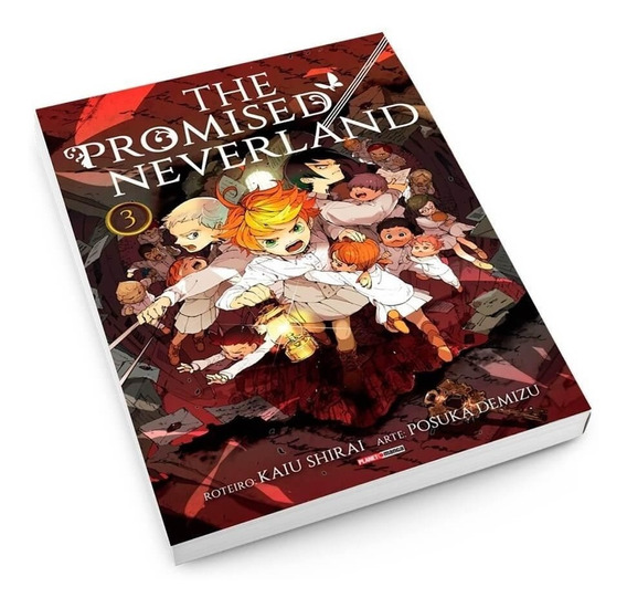 The Promised Neverland Volume 3