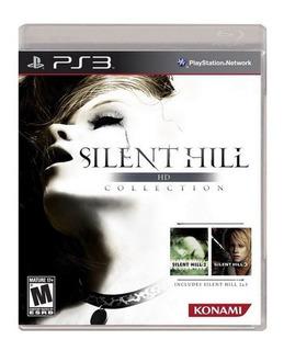 Silent Hill Hd Collection Ps3 Nuevo Sellado Juego Videojuego