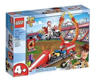Lego Juriors Espectáculo Acrobático De Duke Caboom 10767
