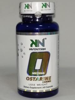 Ostarine - Kn Nutrition - Mk-2866 - 60 Caps - 10 Mg - Sarms