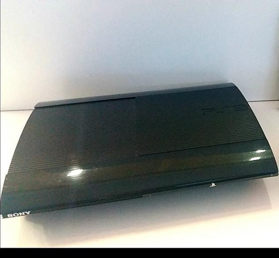 Ps3 - Playstation 3 Super Slim Com Defeito