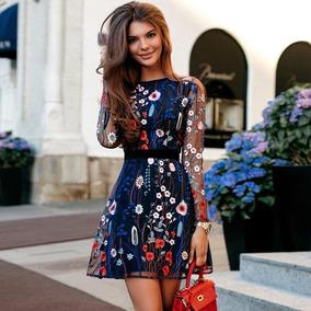 435896edc Boho Chic Vestido - Vestidos de Mujer en Mercado Libre Chile