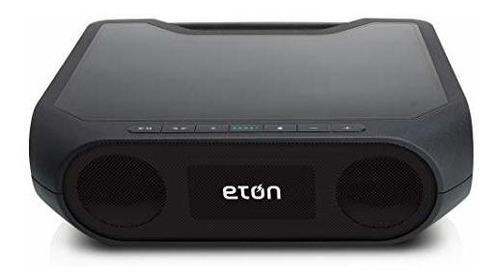Eton Rugged Rukus  La Energia Solar Bluetoothready Smartpho