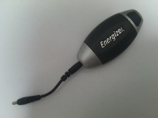 Energizer. Cargador De Celular A Pilas