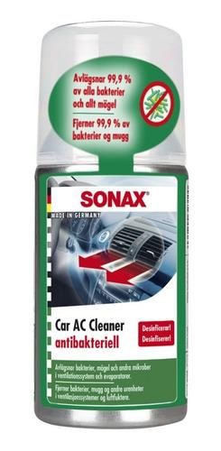Sonax A/c Limpio - Antibacteriano Para Aire Acondicionado