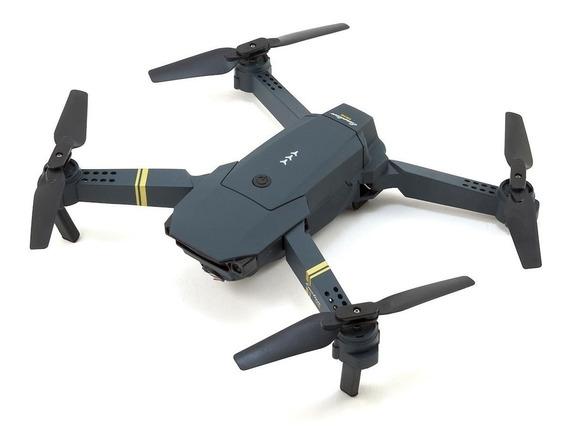 Drone E58 Eachine Dobrável X-pro Fpv Wifi Headless