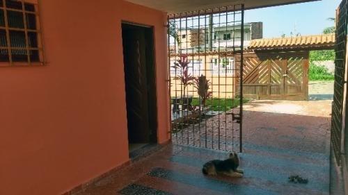 Imagem 1 de 8 de Excelente Casa Com Churrasqueira - Itanhaém 7288 | A.c.m