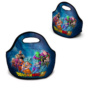 Lancheira Térmica Bolsa Dragon Ball Pronta Entrega Promoção