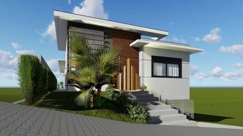 Imagem 1 de 4 de Casa Com 4 Dormitórios À Venda, 420 M² Por R$ 1.850.000,00 - Valville 01 - Santana De Parnaíba/sp - Ca2835