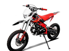 Moto Cross Raptor 125