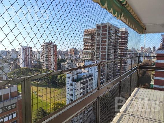 Venta 4 Ambientes Con Balcón Aterrazado Panorámico En Av. De Los Incas