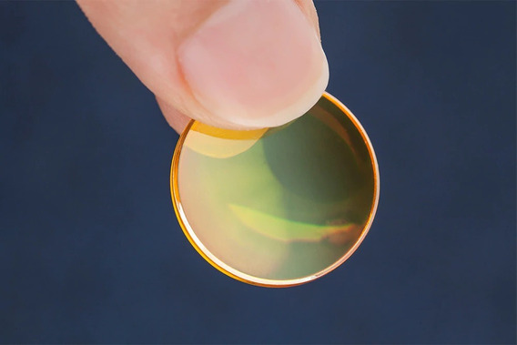 Lente (znse) Distancia Focal 50.8mm 20mm - Maquina Laser Co2
