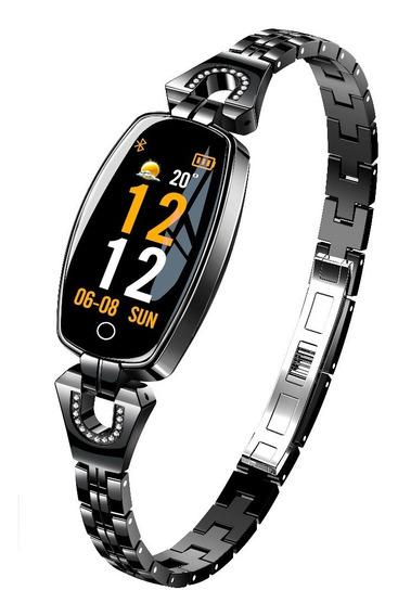 Smart Watch Pulsera Integente G3 Fitness Elegante Dama Reloj