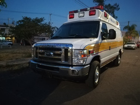 Ambulancia Diesel Ford 2009 Tipo 2, Translados Impecable
