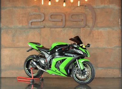 Kawasaki Ninja Zx-10 R | 2012 Impecável Com 22.564kms