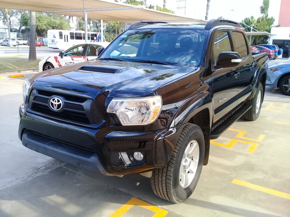 Toyota Tacoma 4x2 4.0l Trd Sport Ta 2015