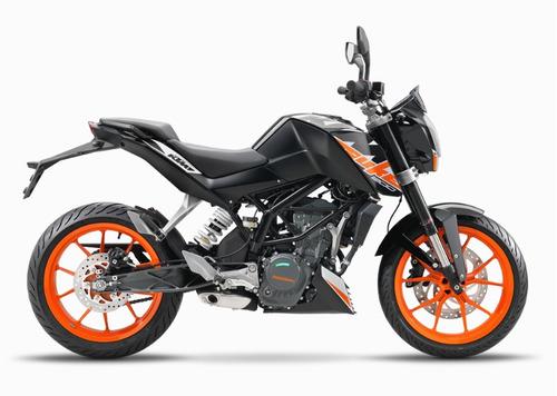 Ktm Duke 200 0km Naked Moto Calle - $ 169.900 en Mercado Libre