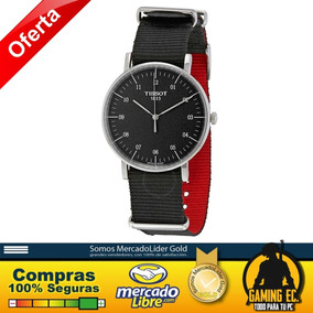 Tissot Reloj Original De Cuarzo De Acero Inoxidable