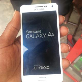 Smartphone Samsung Galaxy A5 A500m 16gb Excelente Branco
