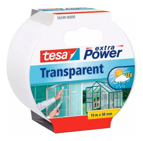 Cinta Adhesiva Multiproposito Transparente 48mm X 10mtros Te