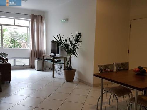 Imagem 1 de 9 de Apartamento Em Higienópolis - Pc101408