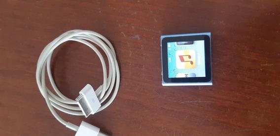 iPod Nano 6a Geração 16gb Azul