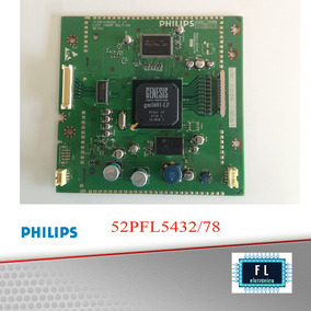 Placa Tunner Tv Philips 52pfl5432; 31 3912 36225.1 V7