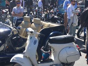 Moto De Coleccion Vespa 150 Restaurada